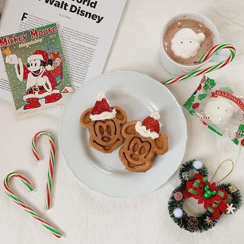 クリスマスおうちカフェ