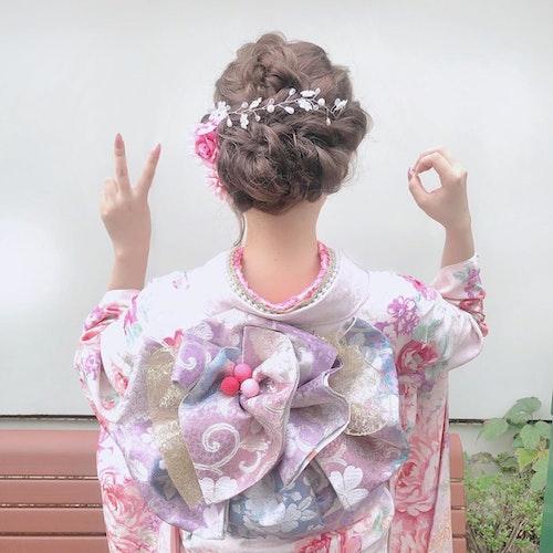 【2020成人式】ハタチポーズ