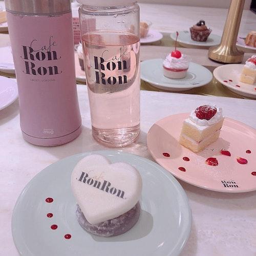 cafe RonRon(東京・表参道)