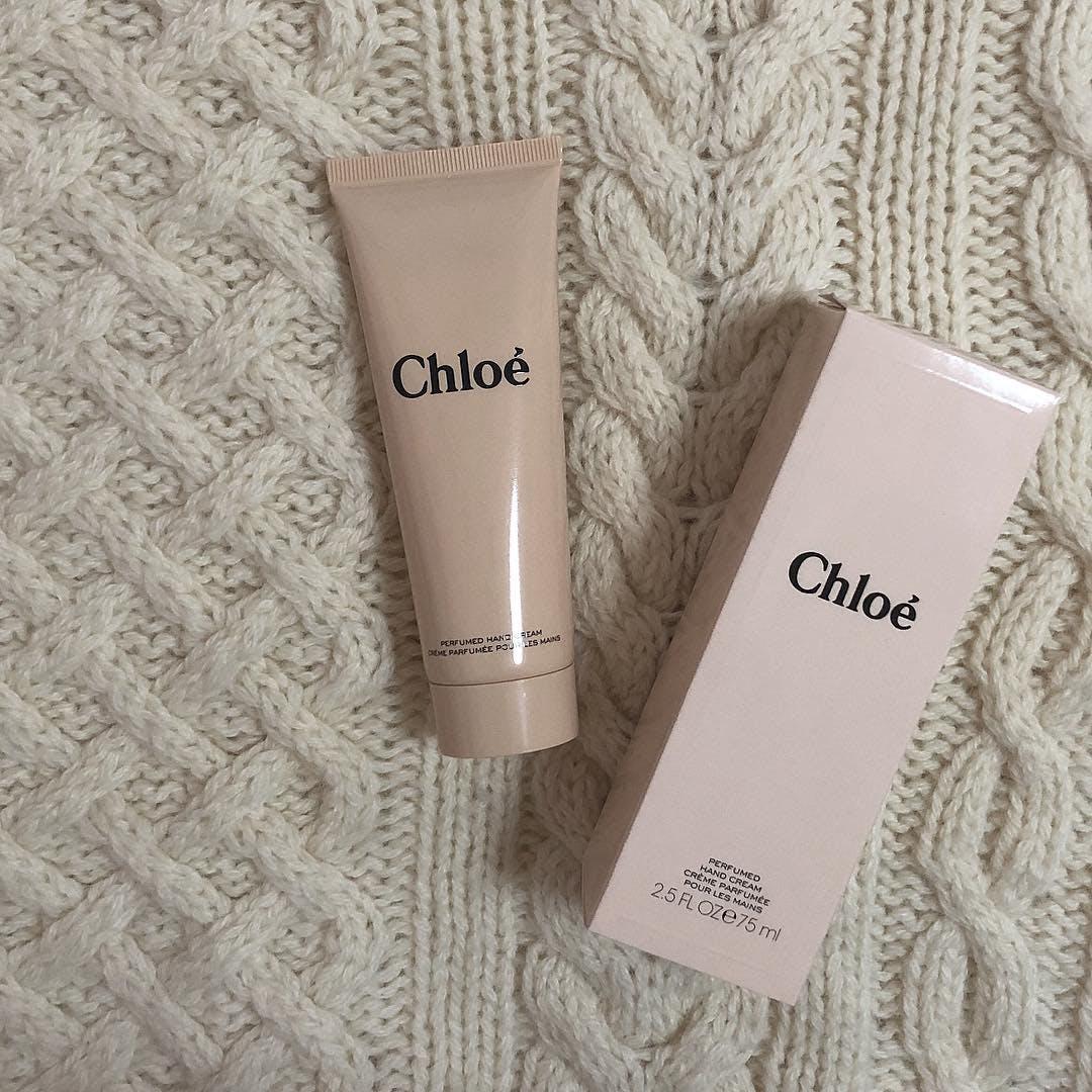 Chloeのハンドクリーム