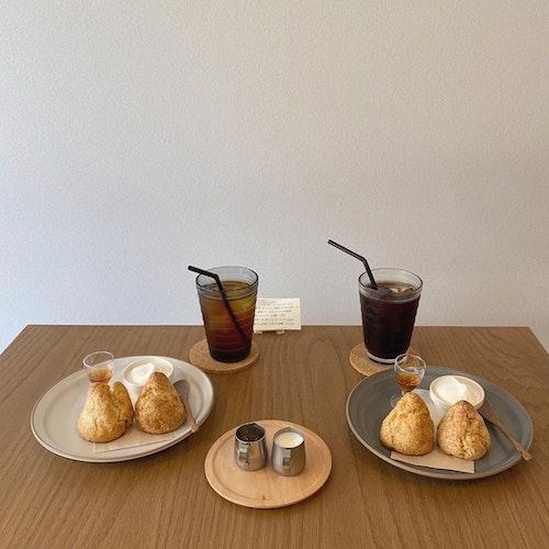珈琲と白ワイン tent