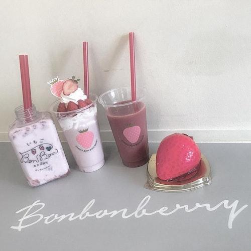 いちごbonbonberry熱海ハウス