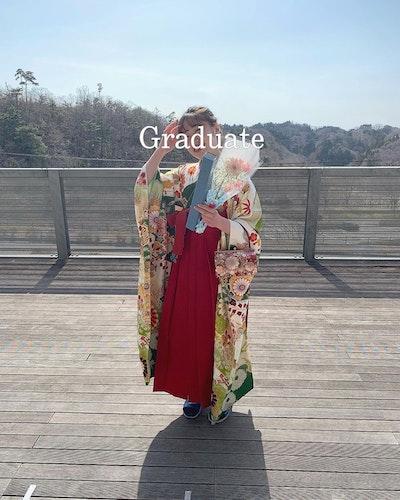 卒業式はかま
