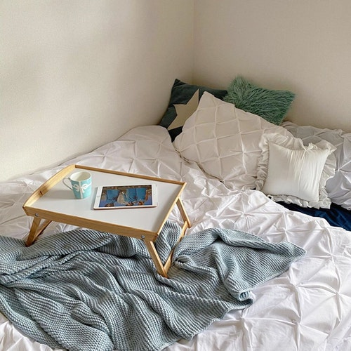 ベッドカバー