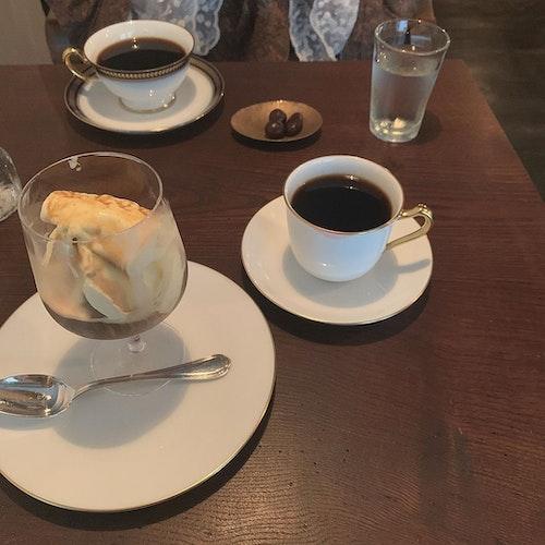 珈琲とチョコレート 蕪木