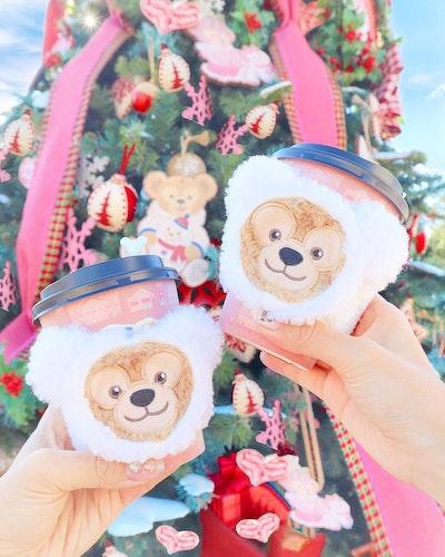 クリスマスディズニーフード