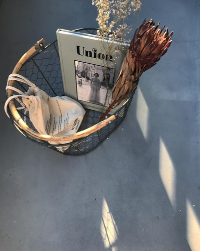 Union置き画