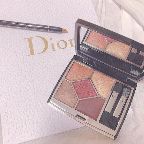 Dior 新アイシャドウパレット