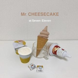 Mr.CHEESECAKE×セブン-イレブン