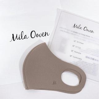 Mila owen マスク