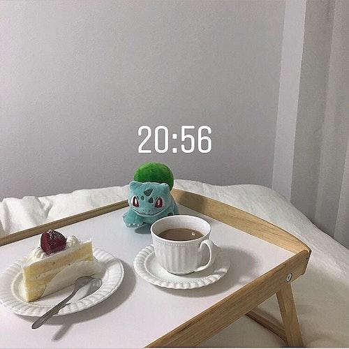 IKEAのベッドトレイ