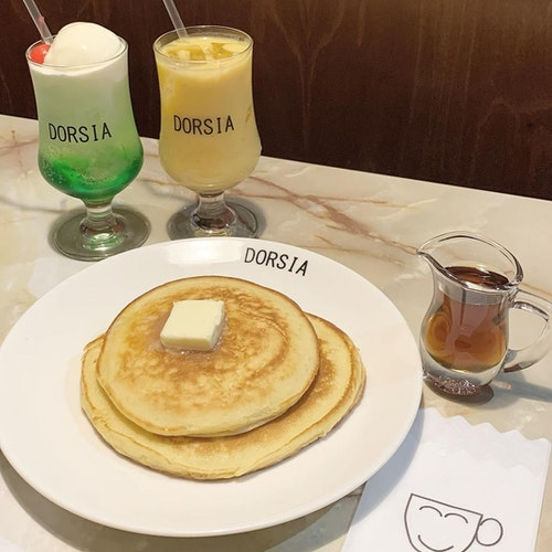 喫茶DORSIA