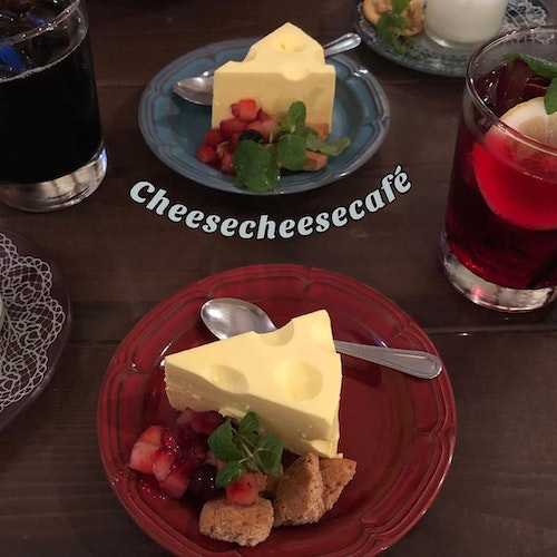Cheese Cheers Cafe
