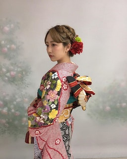 【2020成人式】赤・ピンク系振袖