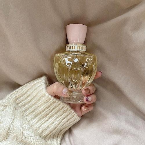 かわいい香水瓶