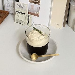 手作りコーヒーゼリー