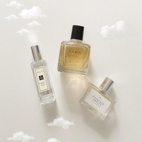 香水コレクション