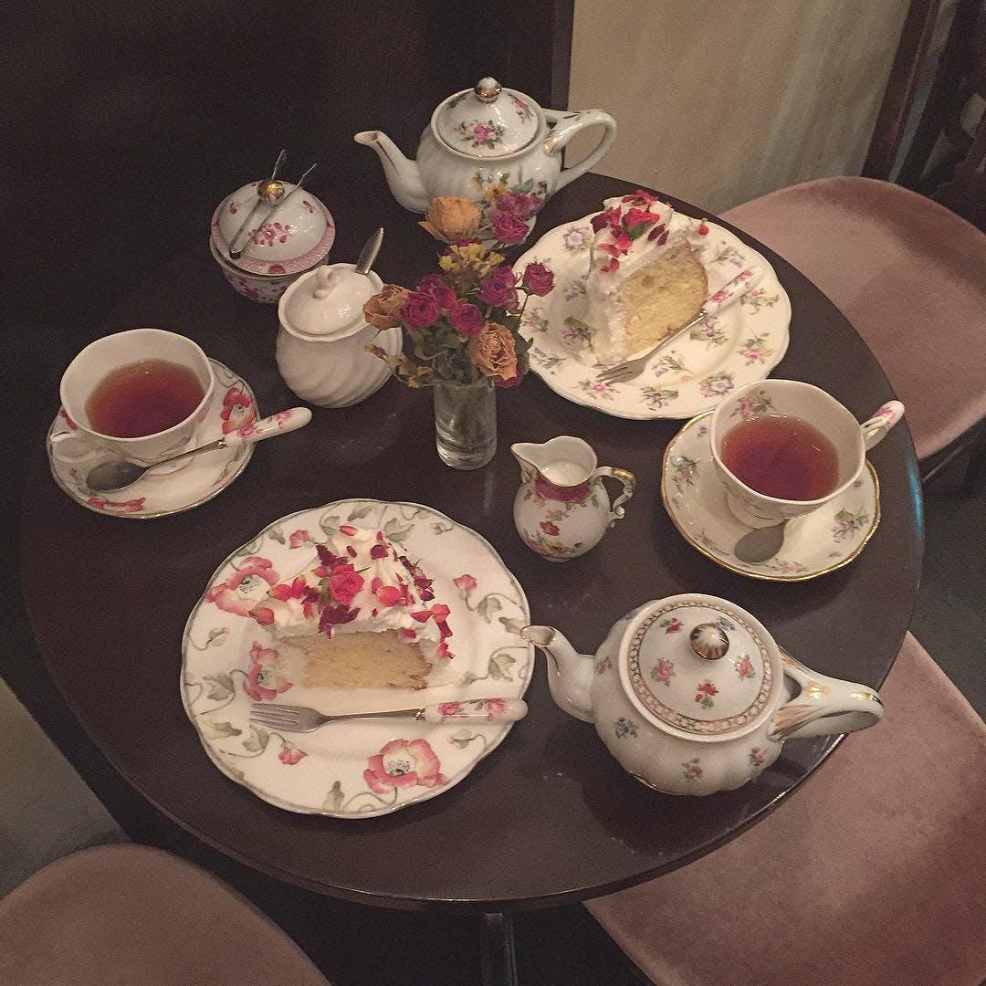 カフェ シャンソニエ アコリット(東京 目白)