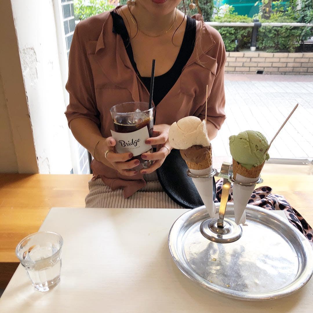 Bridge Coffee&Icecream (東京 馬喰町)