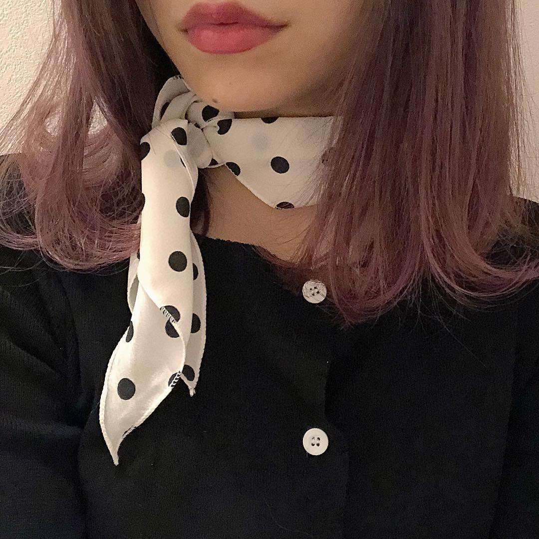 首巻きスカーフ