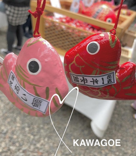 川越の小江戸(埼玉・川越)