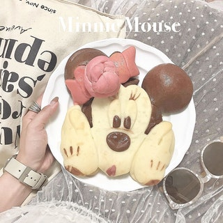ハロウィン限定ミニーちゃんパン