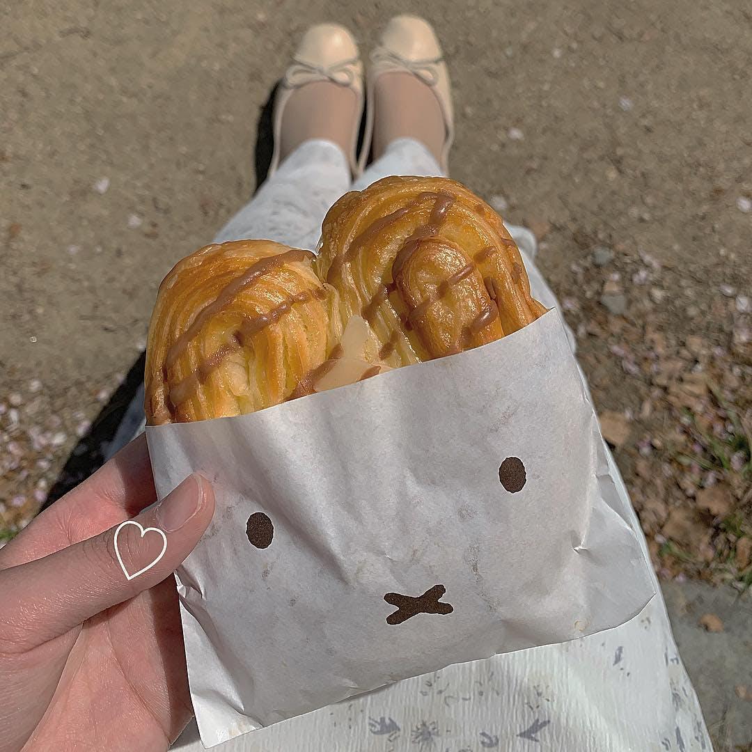 みっふぃー桜べーかりー(京都・嵐山)
