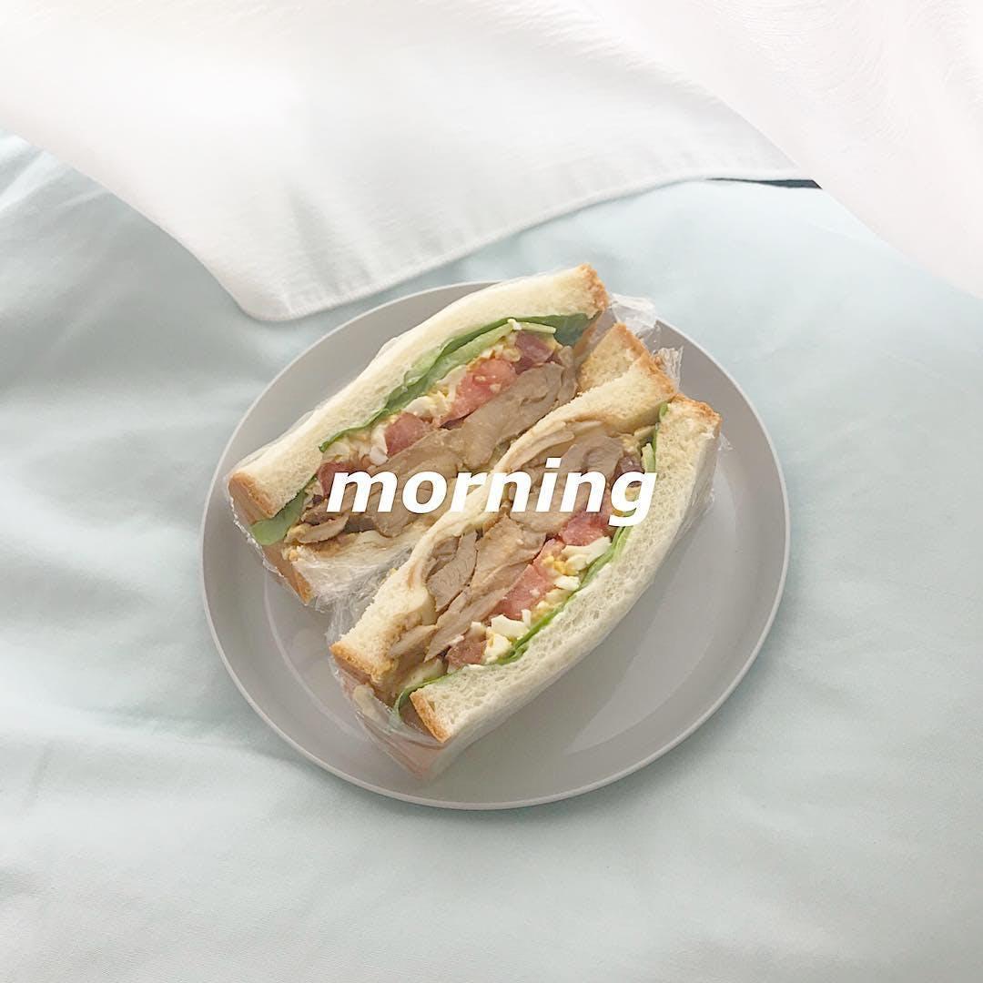 おうちモーニング