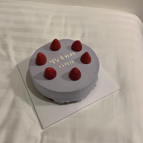 カスタムケーキ