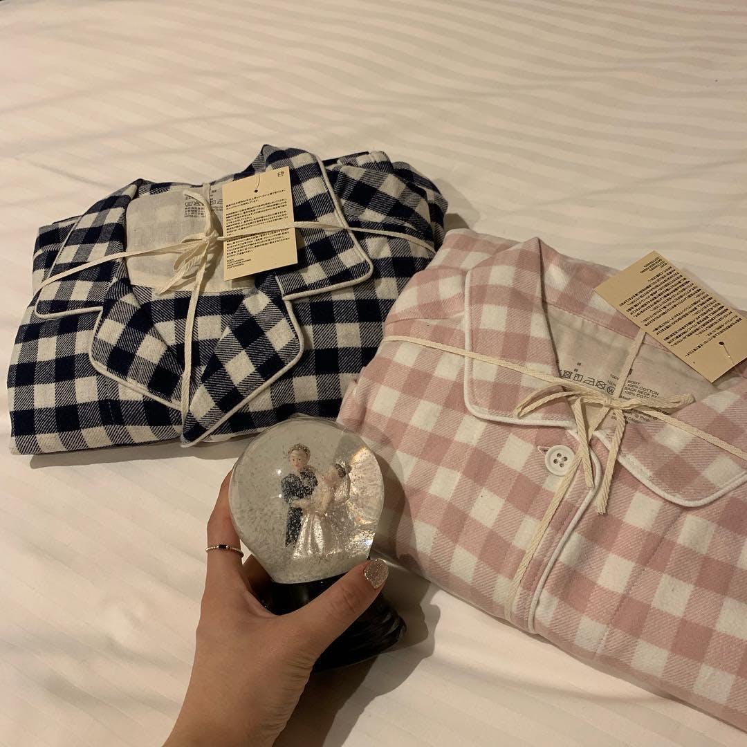 無印良品パジャマ