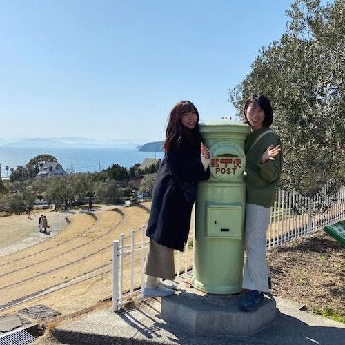 小豆島オリーブ公園