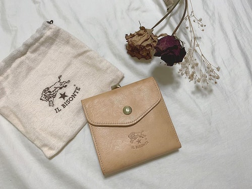 IL BISONTEのお財布