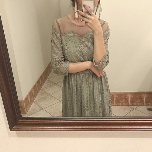 【2020成人式】二次会ドレス