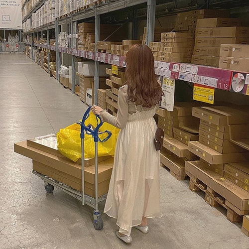 IKEAショット