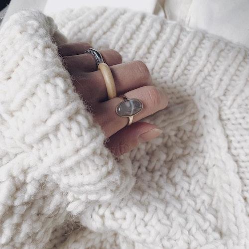 かわいい指輪の撮り方