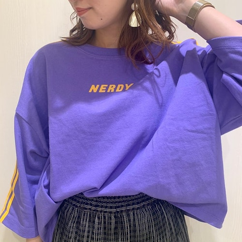 NERDY×Heatherアイテム