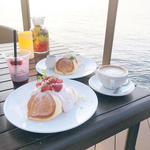 幸せのパンケーキ 淡路島リゾート店