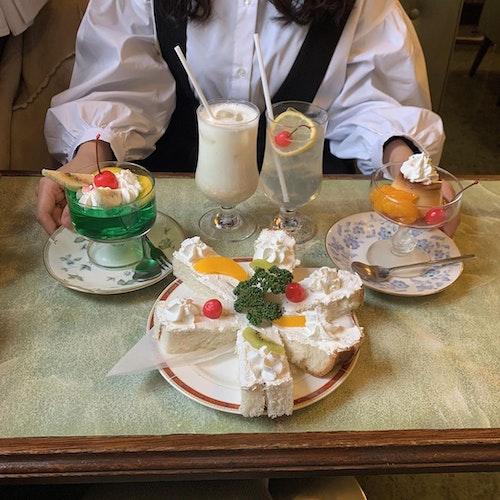 喫茶サンモリー