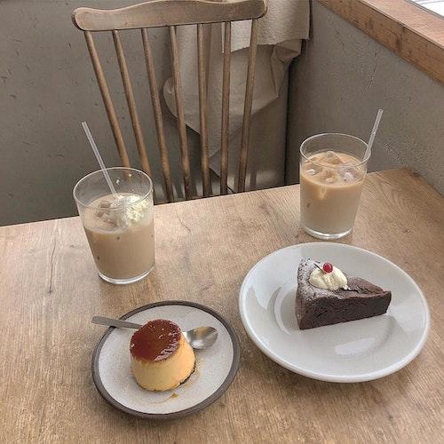 COFFEE&BAKES YATT