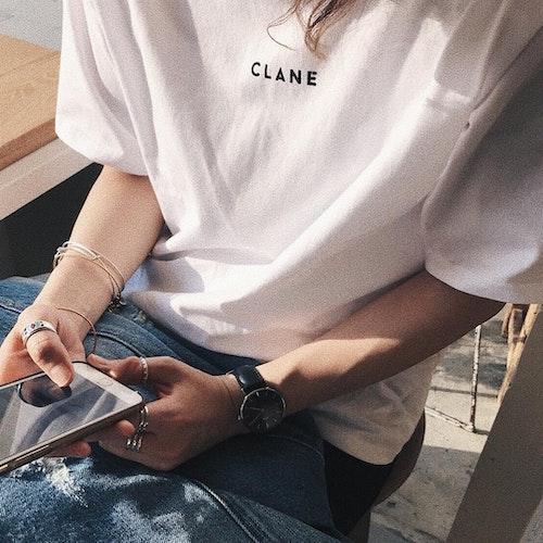 CLANEロゴTee
