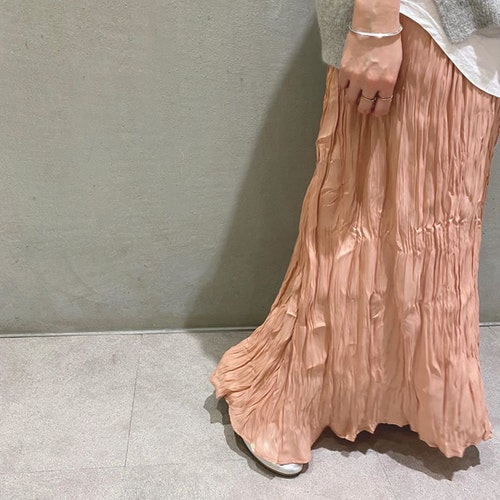しゅわしゅわスカート
