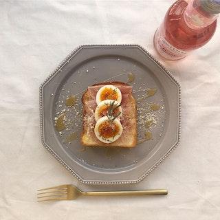 お食事系トーストアレンジ
