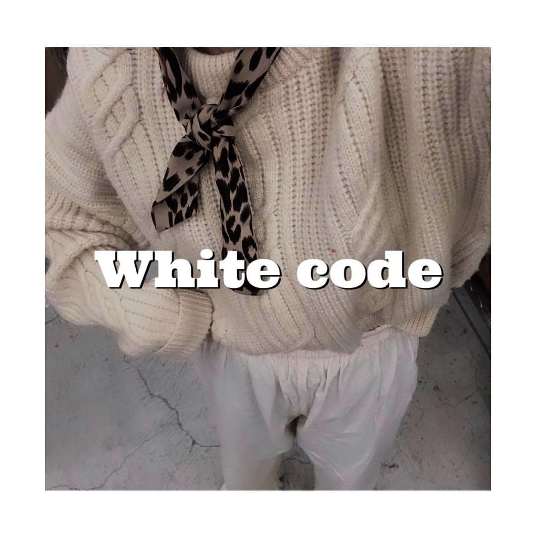 ホワイトコーデ
