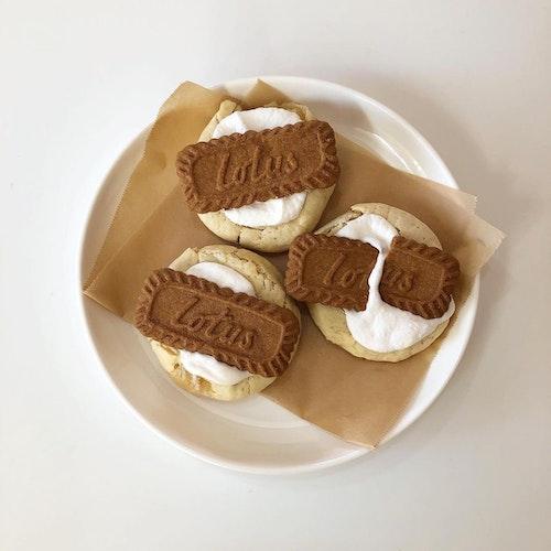 スモアクッキー