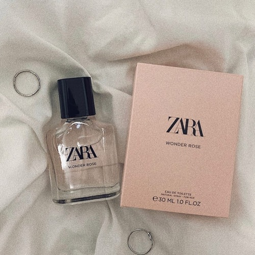 ZARAの香水