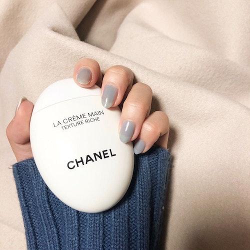 CHANELのハンドクリーム