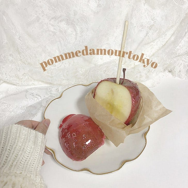 ポムダムールトーキョー(東京・新宿)