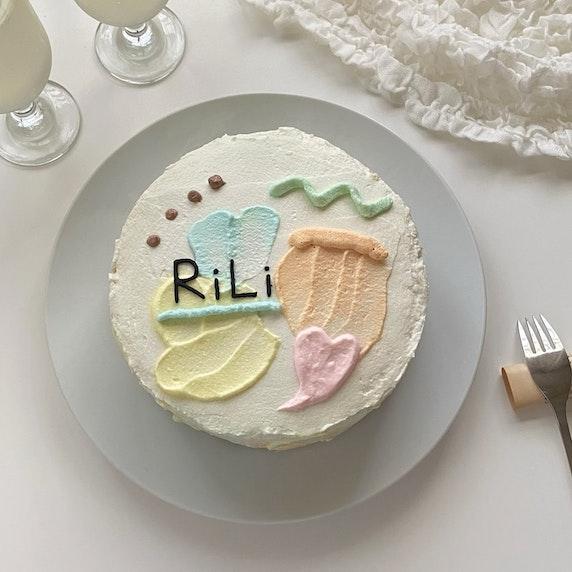誕生日や記念日に🥣手作りセンイルケーキの作り方🎂