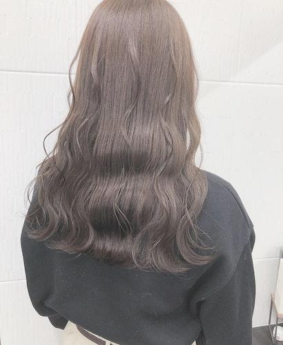 黒髪卒業式