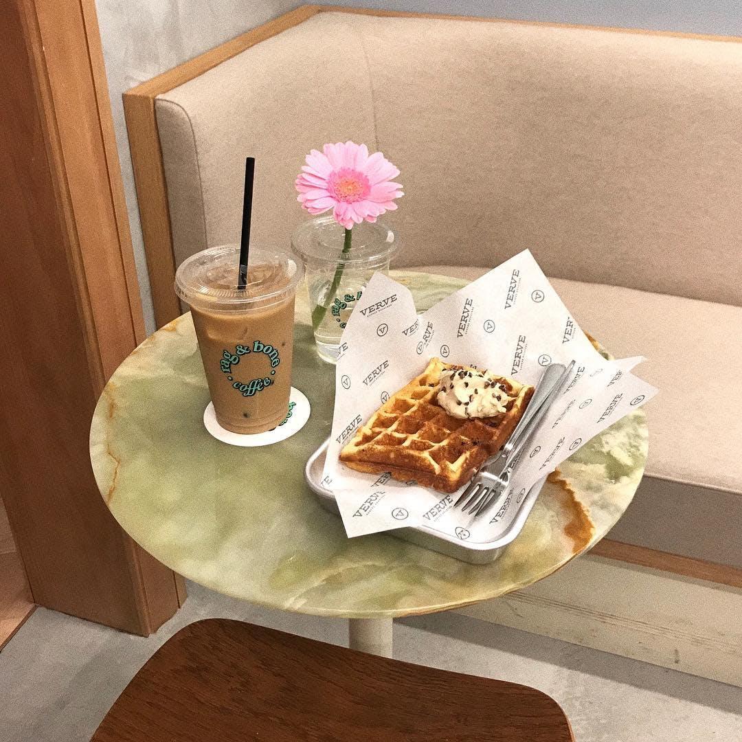 rag & bone coffee(東京・表参道)